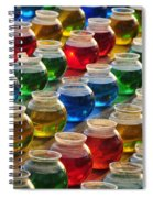 Go Fish 3 Spiral Notebook