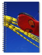 Go Fly A Kite 6 Spiral Notebook