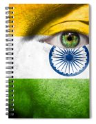 Go India Spiral Notebook