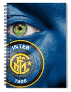 Go Inter Milan Spiral Notebook
