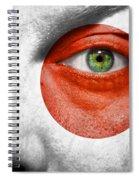 Go Japan Spiral Notebook