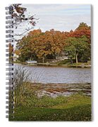 Go Live On The River Spiral Notebook