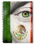 Go Mexico Spiral Notebook