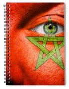 Go Morocco Spiral Notebook