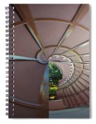 Go On Your Own Way Spiral Notebook