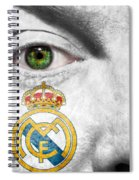 Go Real Madrid Spiral Notebook