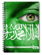 Go Saudi Arabia Spiral Notebook