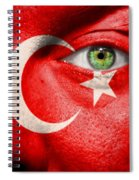 Go Turkey Spiral Notebook