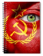 Go Ussr Spiral Notebook