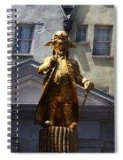 Goblin Gold Spiral Notebook