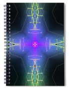 God Particle Spiral Notebook