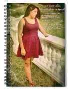 God Within Spiral Notebook