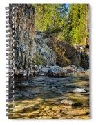 Goddard Canyon Spiral Notebook