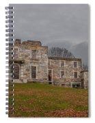 Goddard Mansion Spiral Notebook