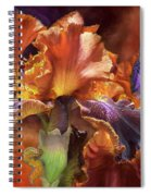 Goddess Of Miracles Spiral Notebook