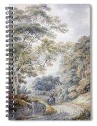 Godinton, Near Ashford, Kent Spiral Notebook