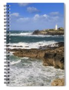 Godrevy Lighthouse - 5 Spiral Notebook
