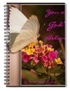 God's Beloved Spiral Notebook