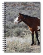 God's Gift Spiral Notebook