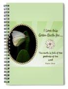 God's Goodness Spiral Notebook