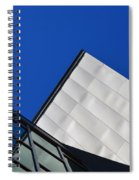 God's Light - Architectural Photography By Sharon Cummings  Spiral Notebook