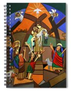 Gods Only Son Spiral Notebook