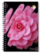 God's Paintbrush Spiral Notebook