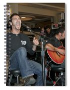 Godsmack Spiral Notebook