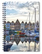Goes Harbour Spiral Notebook