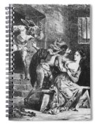 Goethe: Doctor Faust Spiral Notebook