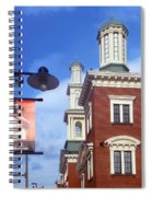 Goin To The Yard Spiral Notebook