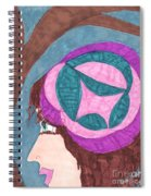 Going For A Walk Spiral Notebook