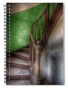 Going Green Spiral Notebook