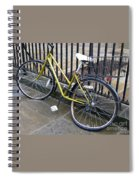 Going Nowhere Spiral Notebook