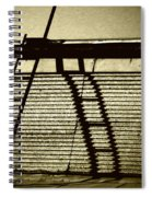 Going Nowhere Quick Spiral Notebook