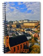Going To Old Town Spiral Notebook