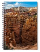 Going To Wall Street Spiral Notebook
