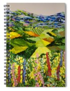 Going Wild Spiral Notebook