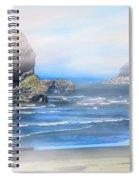 Gold Beach Oregon Spiral Notebook