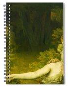 Golden Age Spiral Notebook
