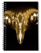 Golden Arches Spiral Notebook