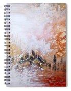 Golden City Spiral Notebook