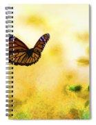 Golden Day Spiral Notebook
