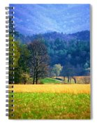 Golden Day Spiral Notebook