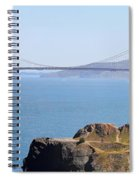 Golden Gate Panorama 8027 8030 Spiral Notebook