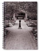 Golden Gate Park 1 Spiral Notebook