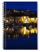 Golden Hind Spiral Notebook