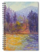 Golden Lake Gregory Spiral Notebook