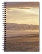 Golden Road Spiral Notebook
