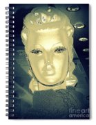 Goldie Spiral Notebook